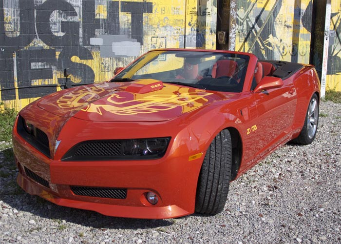 2014 Pontiac Firebird Trans AM