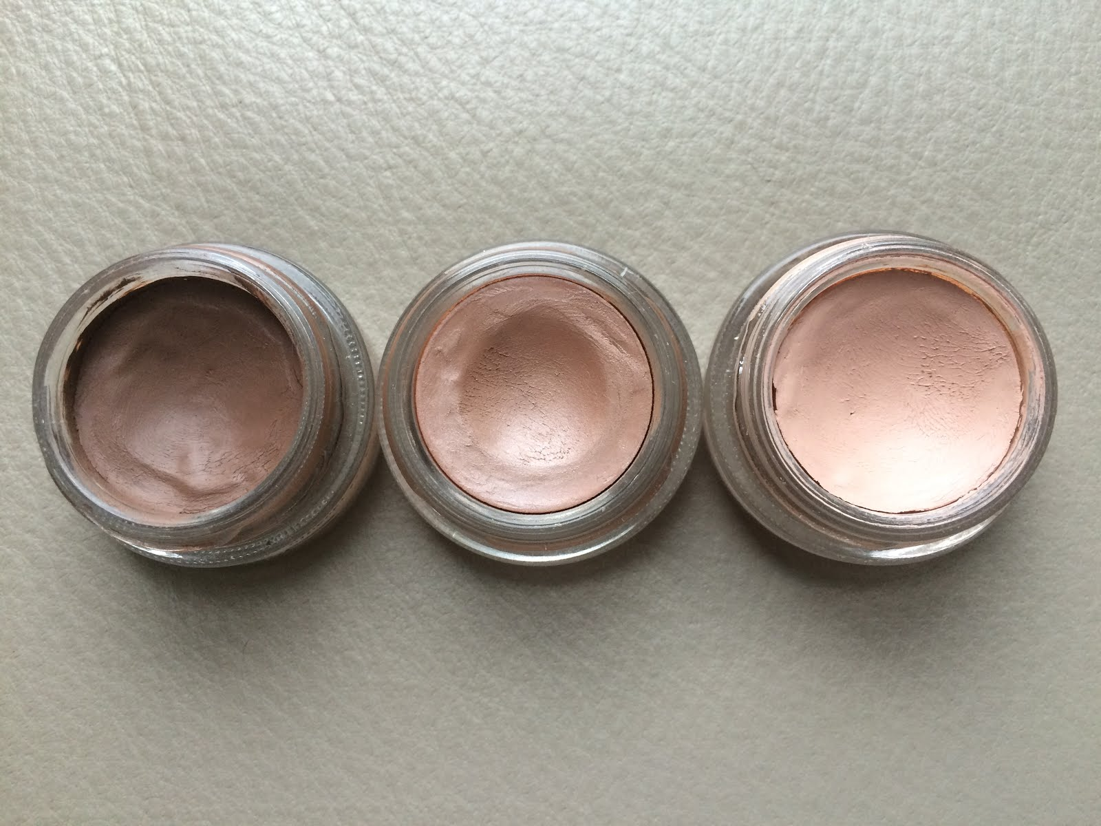 Shirley sit review m a c pro longwear paint pots for Mac paint pot groundwork