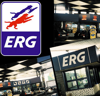 ERG panther logo