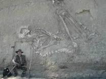 Cementerios de Aliens en Africa Cementerio+Alienigena
