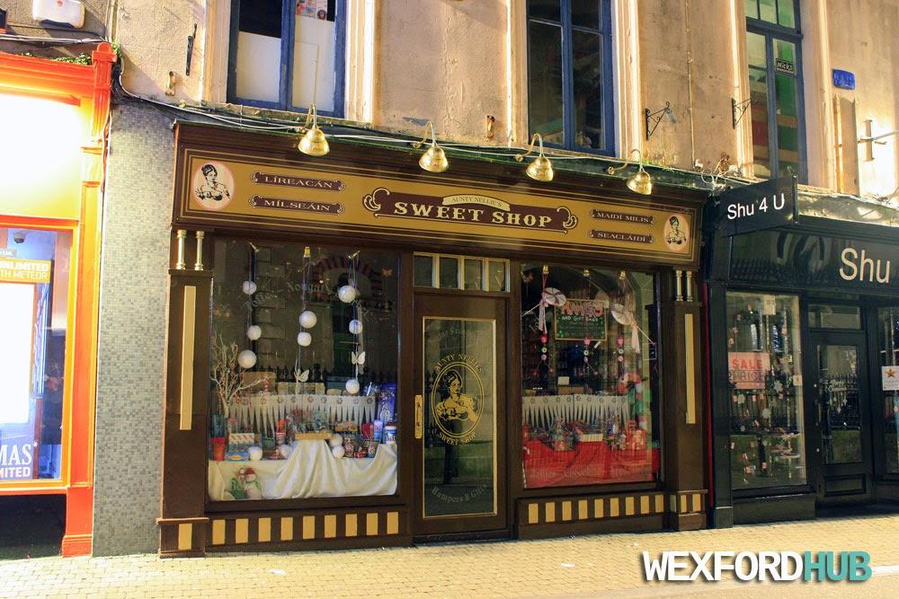 Auntie Nellie's Sweet Shop