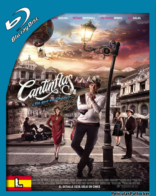 Cantinflas [BrRip 720p][Latino][SD-MG-1F-RG]