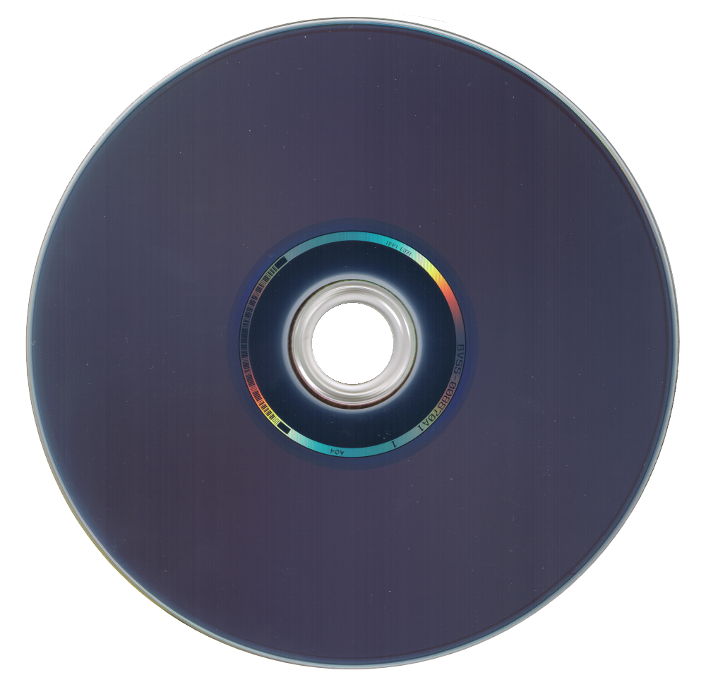 disque Blu-ray pure audio