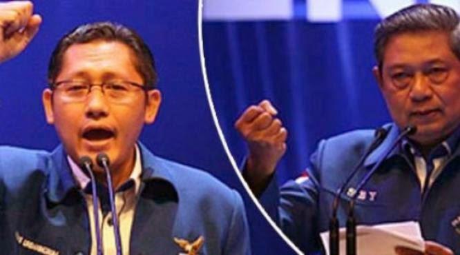 Presiden SBY di Ajak Mampir Ke KPK oleh Anas