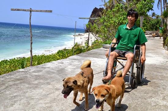 Nghề lặn trên đảo Lý Sơn  Nghe-lan-tren-dao-ly-son