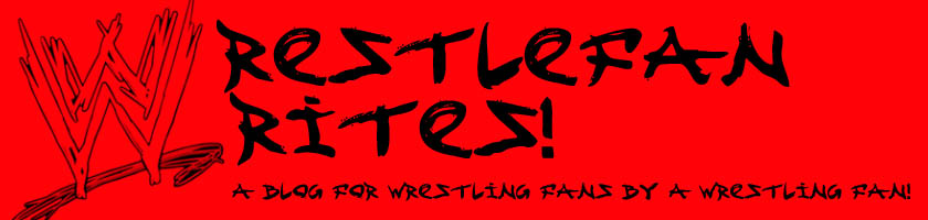 Wrestlefan Writes!