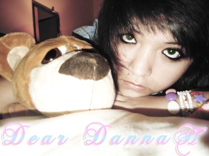 Dear Dannah