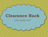 Stampin' Up! Clearance Rack!