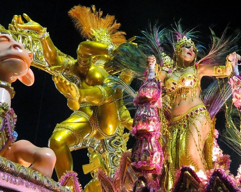 Porto da Pedra - Special Samba School Parade - Rio Carnaval 2012