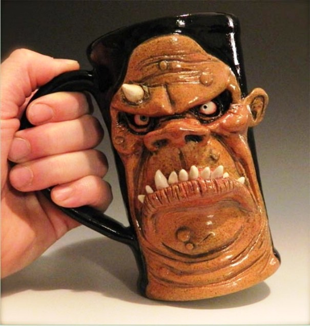 Weird Coffee Mug Designs