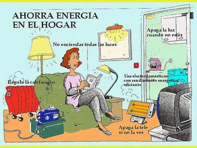 ¿Cómo ahorrar energía en casa?