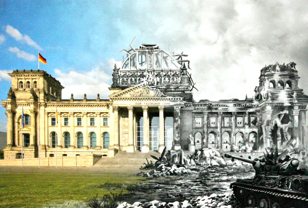 Gmach parlamentu Rzeszy w Berlinie