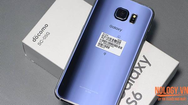 Camera của Samsung Galaxy S6 Docomo