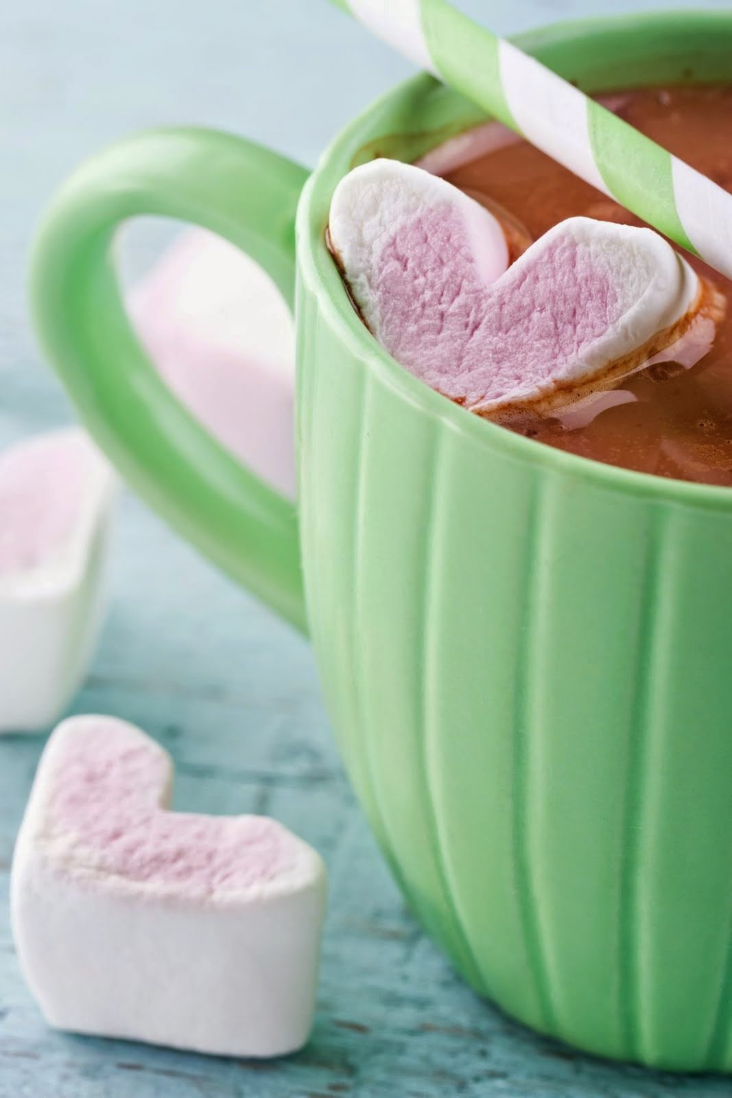 Hot Cocoa for My Valentine
