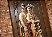 Pernikahan Adat Jawa Tengah