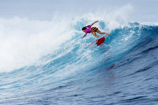 28 Silvana Lima Fiji Womens Pro Fotos WSL  Stephen Robertson
