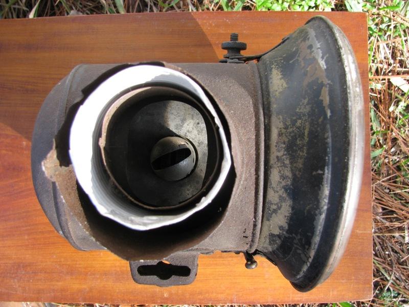 Antique Automobile Headlamps : Roland dressler collection galveston texas vintage s