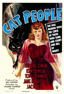 "31 Days of Horror Day 2 - ""Cat People"" (1942)"