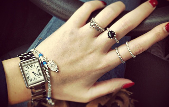 """""""In The Spotlight: Ring-Stacking Strategy"""" Post on The Wind of Inspiration Blog (How To Stack Your Rings) #style #fashion #rings #stackingrings #howto"""