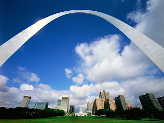 Gateway Arch, St. Louis, Missouri, USA Wallpapers