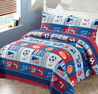2 Pillow Shams Independence Day American Flag Soft Comforter Quilt Cover Sets for Children//Adults Duvet Cover Set Printed 3 Pcs Bedding Set Full Size Include 1 Duvet Cover