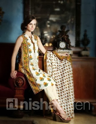 Nishat Linen New Lawn Collection