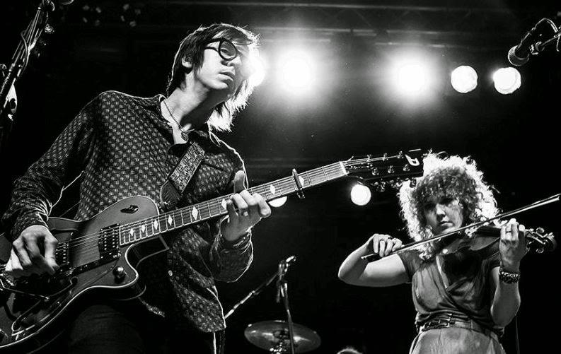 Gira de The Mastersons por España en noviembre