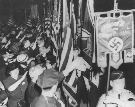 nazi germans and the ku klux 163 ku klux klan  with its long history of violence, the klan is the most infamous — and oldest — of american hate groups when the klan was formed in 1865, it was.