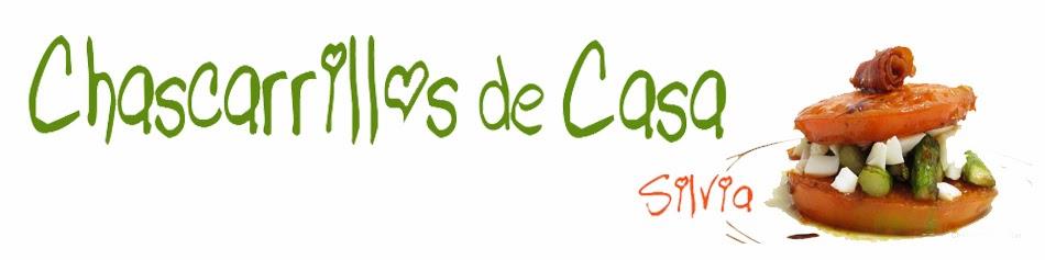 CHASCARRILLOS DE CASA