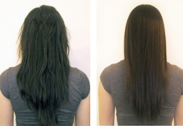 5 Tips Mengatasi Rambut Kering Dan Kasar Akibat Rebonding