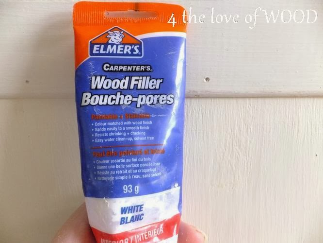 4 the love of wood: HOW TO HIDE YOUR FINISHING NAILS - fixing tutorial