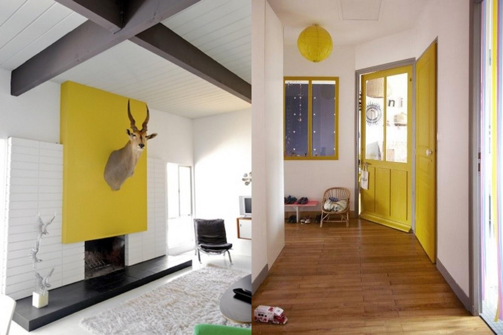 Casaenco kleur in je interieur - Kleur verf moderne woonkamer ...