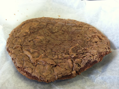 ... to resist buying this chocolate sea salt truffle cookie for later