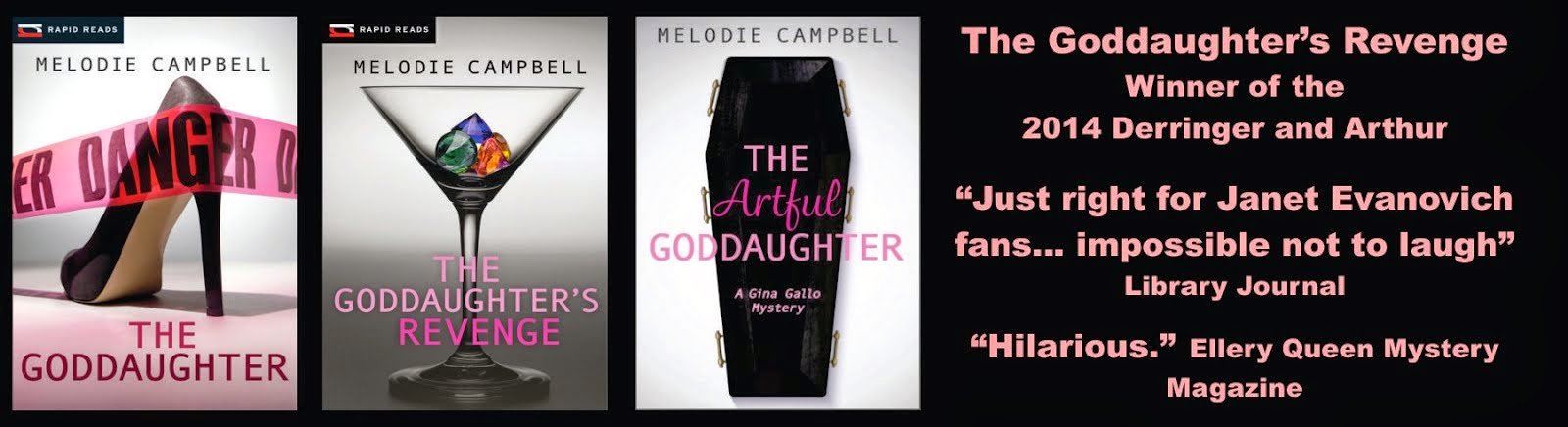 Melodie Campbell Author (the home of Bad Girl Comedy)