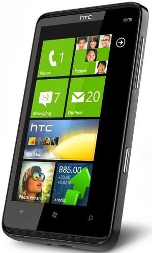 Unlock HTC HD7 T9292
