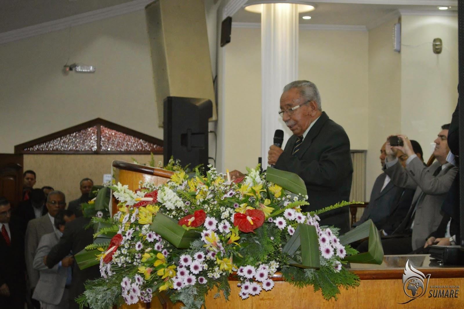 Blog do Pastor Alexandre Junior: AD Hortolândia recebe emancipação  #A1752A 1600x1064