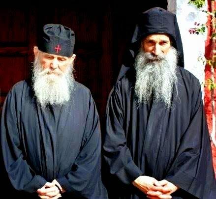 Elder Ephraim & Elder Paisios -  Γέροντας Εφραίμ & Γέρων Παΐσιος