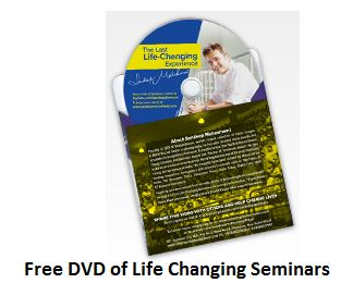 DVD of Life Changing Seminar