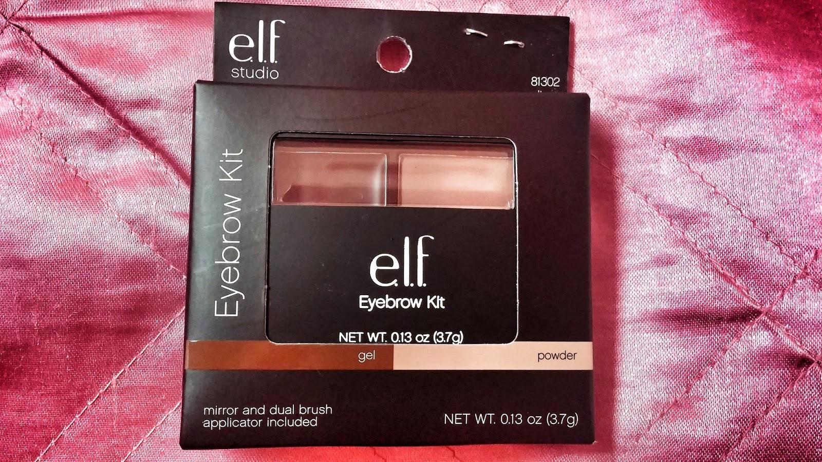 Souie Boo Says Elf Eyebrow Kit