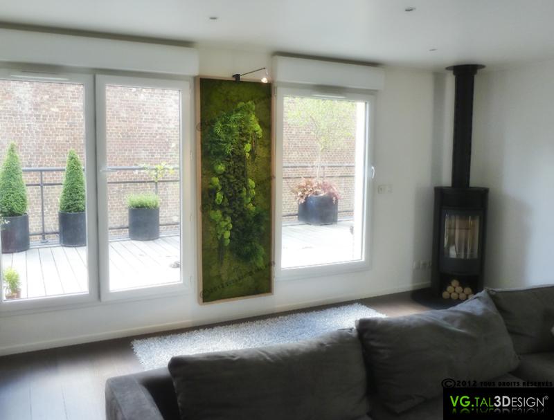 vgtal3design murs v g taux stabilis s vgtal3design. Black Bedroom Furniture Sets. Home Design Ideas