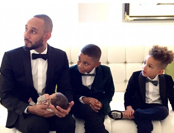 Alicia Keys And Swizz Beatz Share First Pictures Of Their Sons