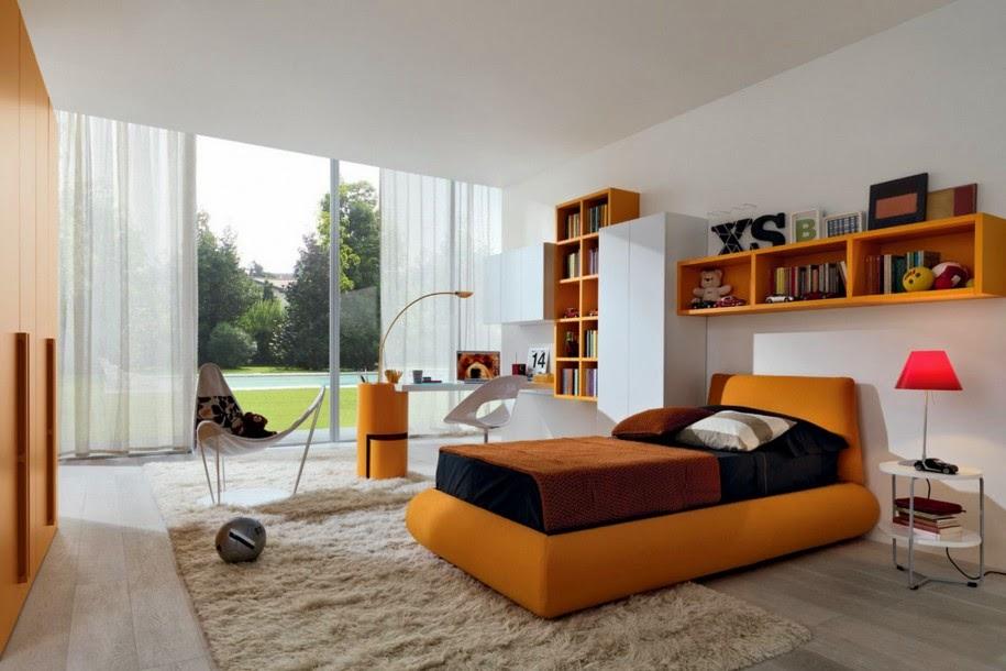 Tips de decoración de dormitorios juveniles