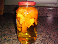 Orange Vinegar