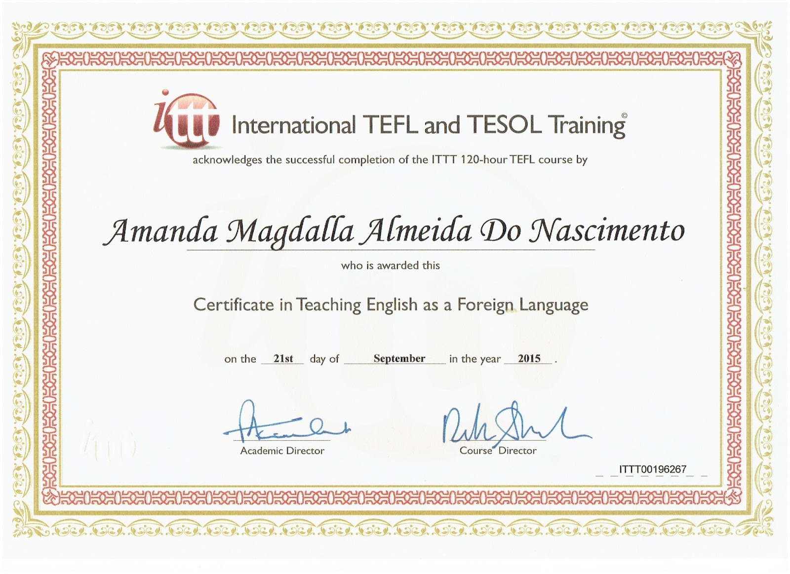 Amanda Na Turquia Tefl And Tesol Answers To The Readers About The