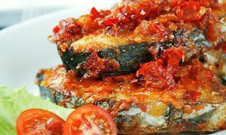 resep ikan tongkol goreng balado