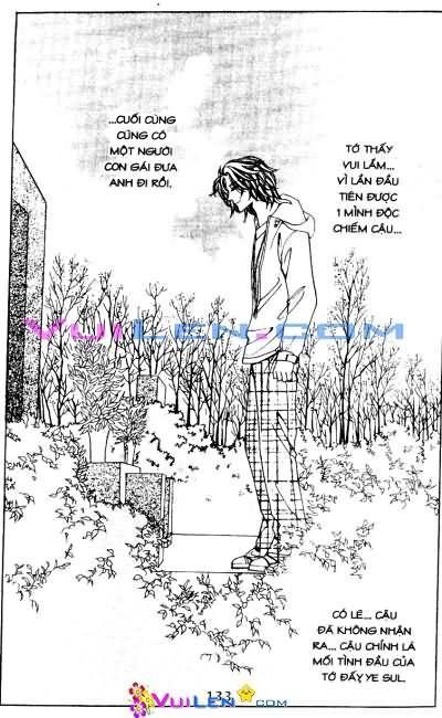 Nụ Hôn Nồng Thắm chap 10 - Trang 133