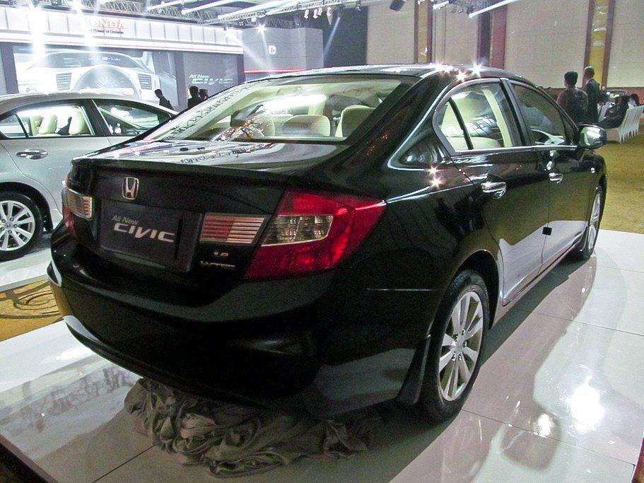 Harga Mobil Honda Civic 2013 Indonesia Terbaru   Harga, Spek