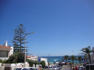 Oura Beach entrance photo - Algarve