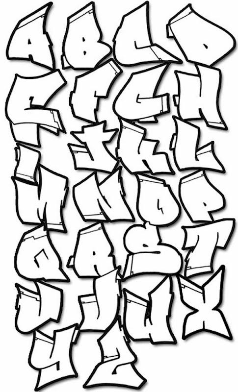 Graffiti Fonts title=