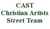 Christian Artist Street Team